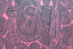 Stripes geometric pattern. Grunge texture royalty free stock photos