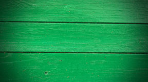 Stripes green wood board texture Royalty Free Stock Photos