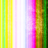 Stripes on grunge Stock Image