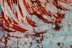 Stripes, hot batik, background texture, handmade on silk, abstract surrealism art stock images