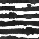 Stripes nahtloses Muster Stockfotos