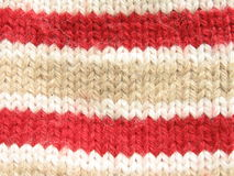 Stripes pattern. For knitting Royalty Free Stock Image