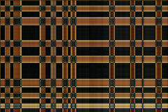 Stripes pattern background. An abstract brown background with a stripes pattern Stock Photography
