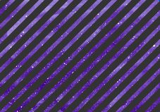 Stripes pattern on space texture, abstract background. Geometrical simple illustration stock illustration