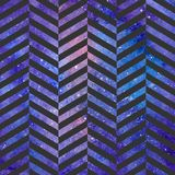 Stripes pattern on space texture, abstract background. Geometrical simple illustration stock images