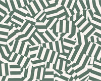 Stripes Piece Vector Royalty Free Stock Images