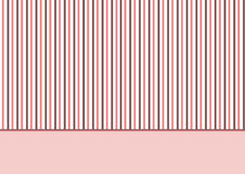 Stripes pink brown Royalty Free Stock Photo