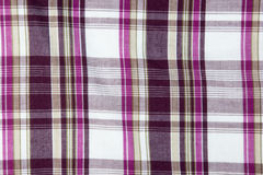 Stripes of Pink and Violet Forming Checkered Pattern Royalty Free Stock Photography