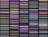 Stripes retro background. Stripes retro  shine background Royalty Free Stock Photo