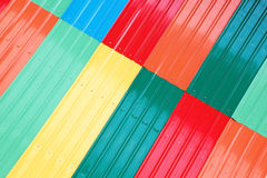 Stripes Steel Metal Plate Stock Images