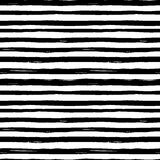 Stripes vector pattern. Seamless black and white stripes modern vector pattern Royalty Free Stock Photos