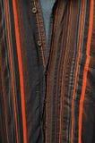 stripey πουκάμισων στοκ εικόνες με δικαίωμα ελεύθερης χρήσης