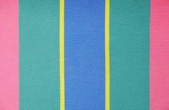 stripey ткани Стоковое фото RF