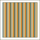 Stripey background. Stripey colored background illustration on white background Stock Photos