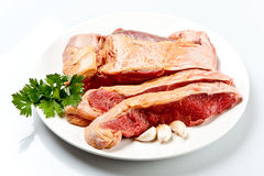 Striploin Royalty Free Stock Images