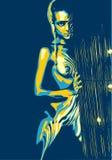 Stripparemsa Arkivfoton