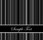 Stripped barcode background Royalty Free Stock Photography