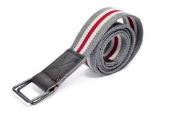 A stripped belt Royalty Free Stock Photos
