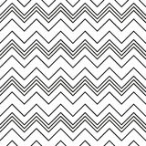 Stripped geometric seamless pattern Royalty Free Stock Images