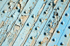 Stripped paint in the Royalty Free Stock Photography