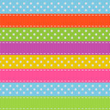 Stripped seamless pattern Stock Images