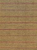 Stripped straw mat. A close up of a straw stripped mat Royalty Free Stock Photos