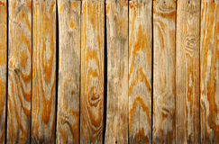 Stripped wooden wall background Royalty Free Stock Photography