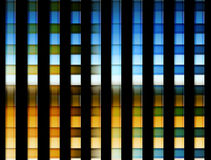 Strips. This is some coloured Stripes Royalty Free Stock Images