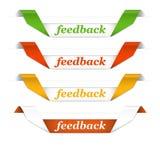 Strips feedback Stock Photos