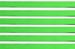 Strips of green color Royalty Free Stock Photos