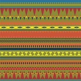 Strips motifs in different color Royalty Free Stock Photography