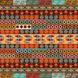 Strips motifs pattern Stock Image