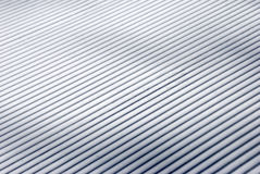 Strips in the snow stock photography