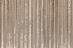 Strips from soapsuds on a brown background Royalty Free Stock Photos