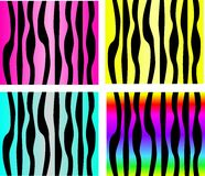 Strips textures Stock Photos