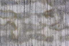 Concrete wall with spots and stripes pattern. Strips on a wall with rigid light and stains from moisture traditional Thai style royalty free stock photos
