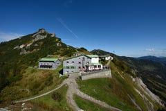 Stripsenjochaus, Zahmer Kaiser, Tirol, Австрия Стоковые Фотографии RF