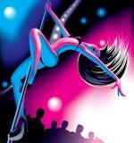 Striptease Royalty Free Stock Photos
