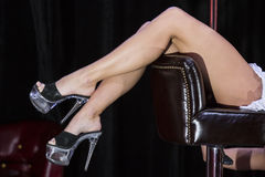 Striptease Immagini Stock Libere da Diritti