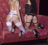Striptease Lizenzfreies Stockfoto