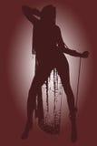 Striptease Stock Photo