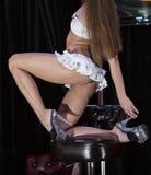 Striptease Stock Photography