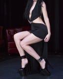 Striptease Royalty Free Stock Photo