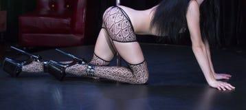 Striptease Stock Image