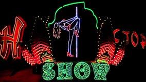 Stripteasedans