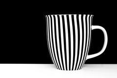 Stripy кружка Стоковая Фотография RF