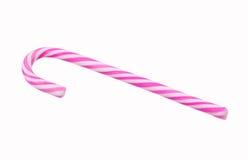 Stripy тросточка конфеты Стоковые Изображения