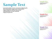 Stripy Hintergrund Stockbilder