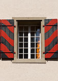 Stripy Shutters Stock Photos