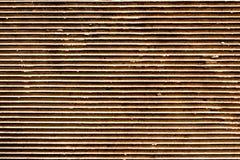 Strisce del metallo di struttura piccole fotografie stock